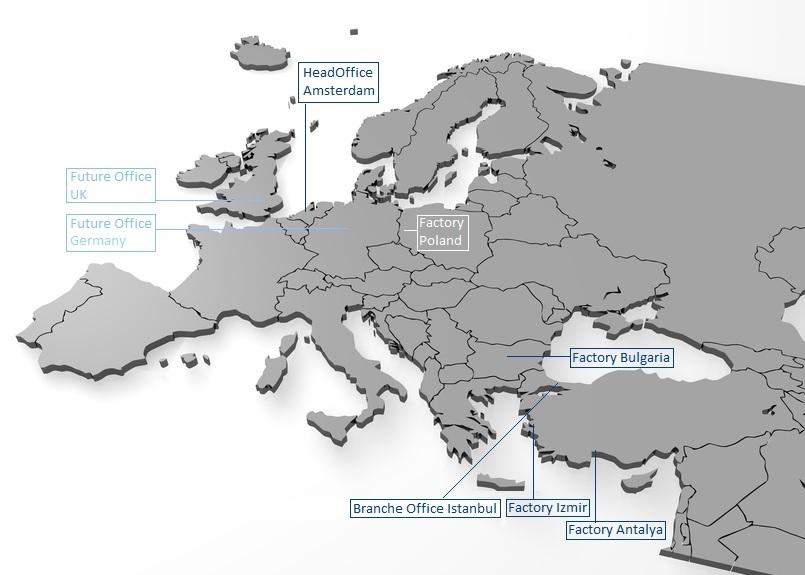 Alliancemode Locations