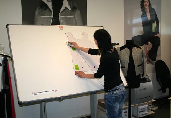 kleding patroon Naaipatronen graderen digitaliseren